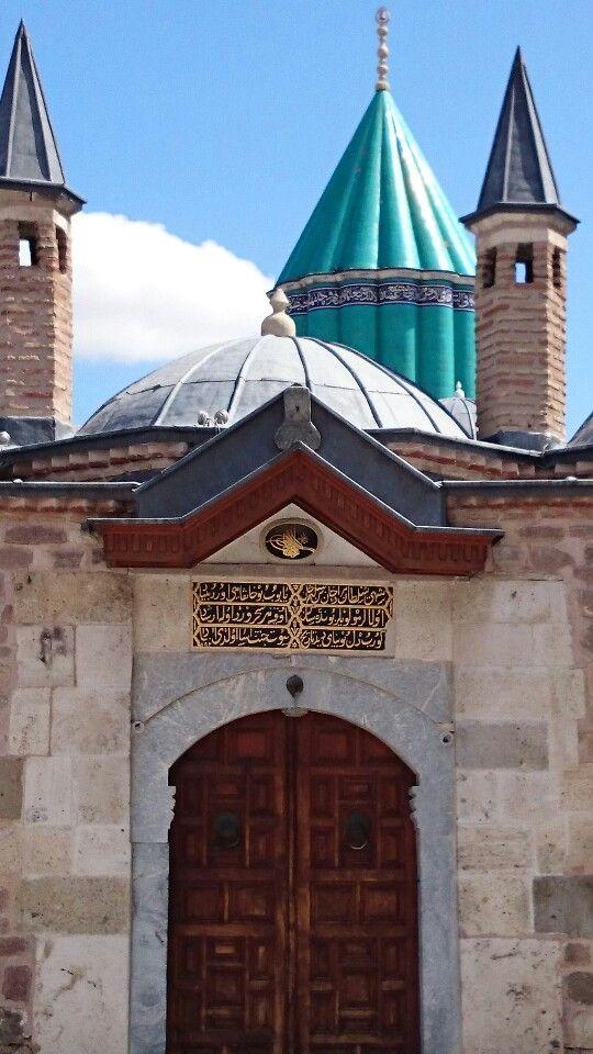 .Mevlana Museum, Konya-Turkey