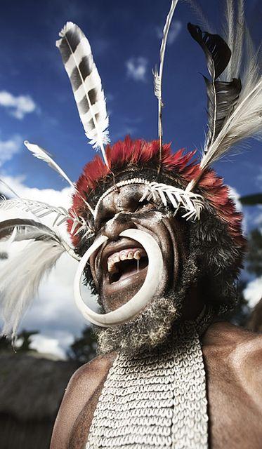 Baliem Valley, Papua, Indonesia. Photo by Diego Verges.