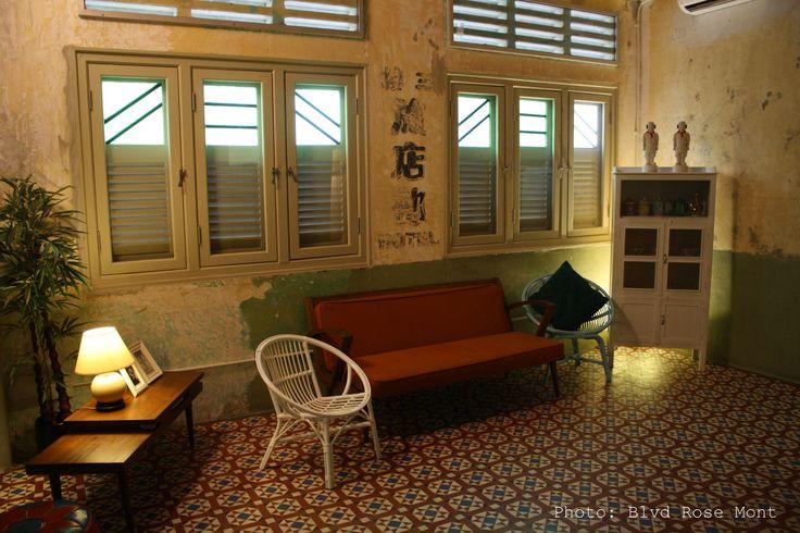 Inspirerende hotels en B&B: all over the world. (picture: Kam Leng Hotel Singapore)