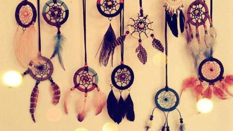 One day, I'll be having a room full of dreamcatchers. #OneDay