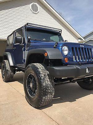 eBay: 2010 Jeep Wrangler Sport Lifted 2010 Jeep Wrangler Sport #jeep #jeeplife