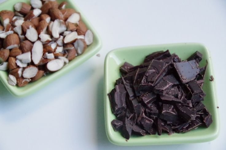 Homemade (Fairtrade chocolate): two ways