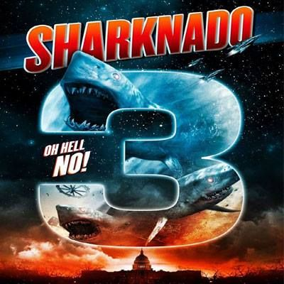 """Anthony C. Ferrante's Sharknado 3: Oh Hell No! (2015) is the final title for the third Sharknado movie, never would have thought it would have been such a hit for Syfy. Sharknado 3: Oh Hell No! premieres on Syfy this upcoming July 22, 2015. I would love to see what the tagline """"Oh Hell No!"""" is all about. Starring in Sharknado 3: Oh Hell No! are Tara Reid, Ryan Newman and Bo Derek."""