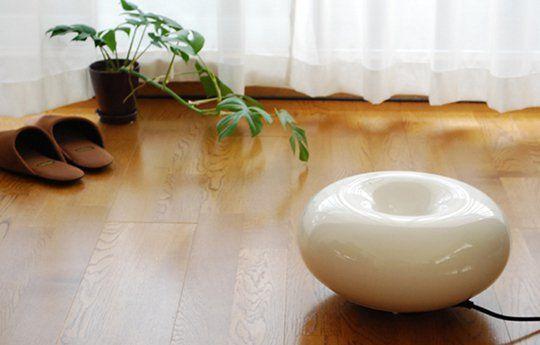 Japan Trend Shop   PlusMinusZero Steam Humidifier