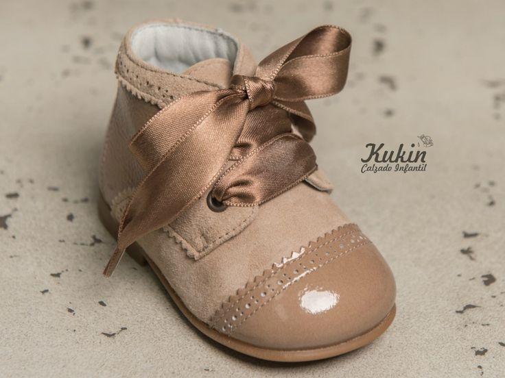 botas camel landos - botas niña online - botas niño online - botines Landos - zapatería infantil - moda infantil