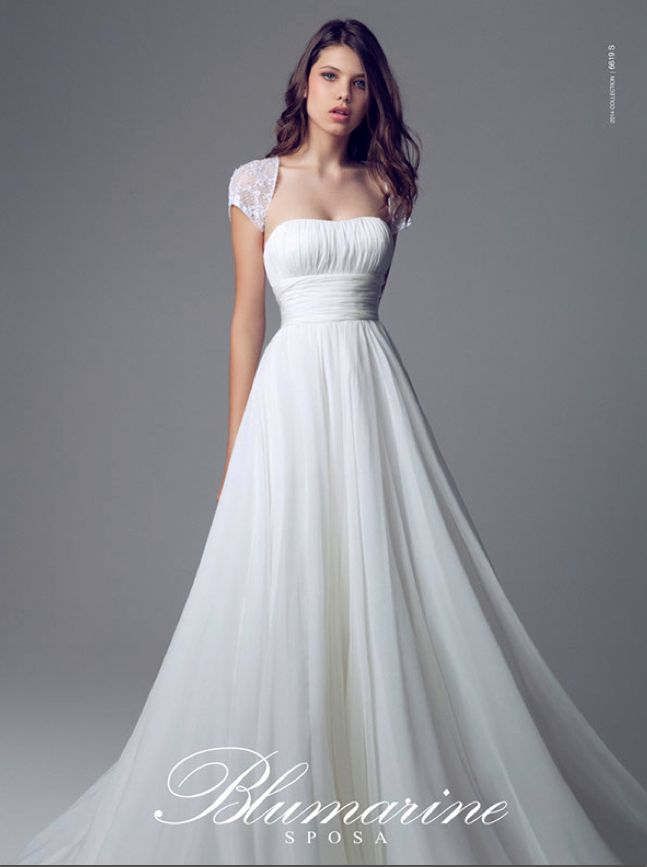 Wedding dress - abito da sposa - Blumarine 2014