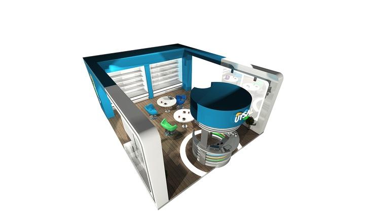 uysal gıda firması için yapılan kurumsal fuar standı tasarımı. yurtiçi & yurtdışı fuarlarda kullanılmak için yapılan tasarım ETDF tarafından yapıldı. pinterest.com/ETDF
