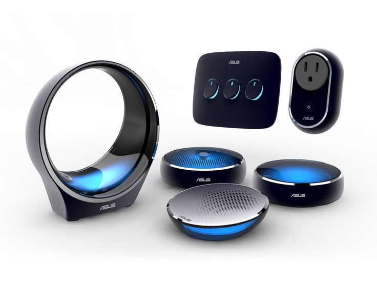 ASUS Smart Home System | Home automation | Beitragsdetails | iF ONLINE EXHIBITION