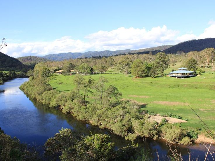 The World Famous - Rotating House, a Mid North Coast Hinterland Farmstay | Stayz $1800-$2500