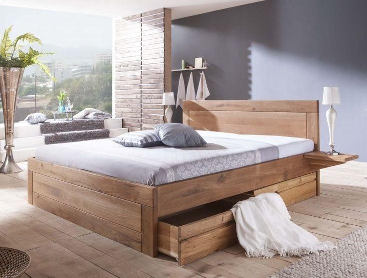 Oltre 25 fantastiche idee su Letti in legno su Pinterest | Telaio ...