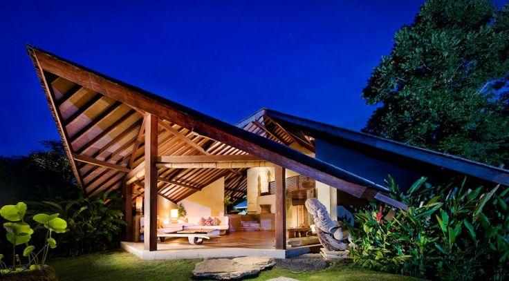 Villa Bali Bali One Exterior at night