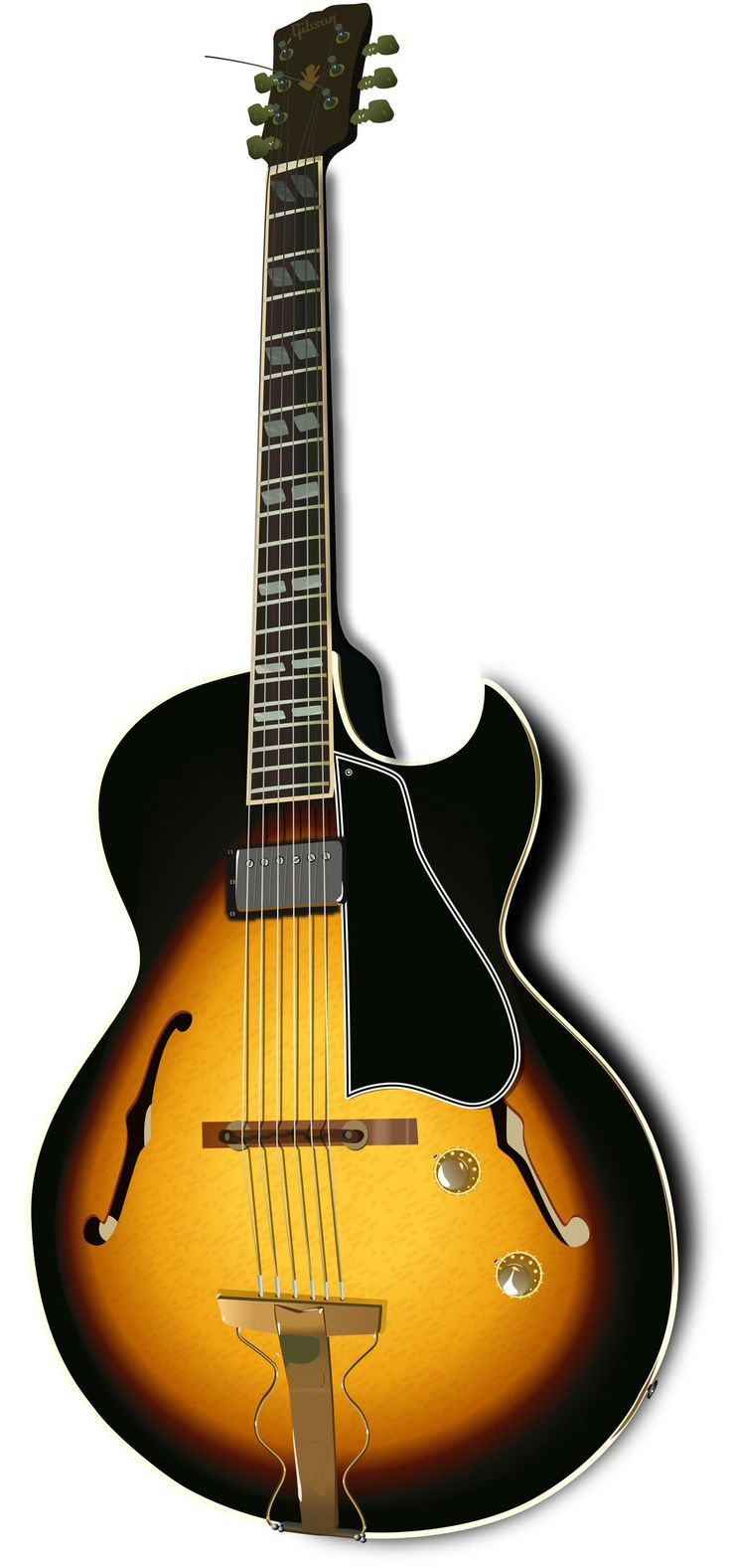 Gibson Guitar by Davidramsey03 Learn To Play Authentic Guitar For Any Style Of Music - Beginner Thru Professional at: http://www.ChordMelodyGuitarMusic.com