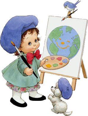 Imagens das Crianças Moreheads | Imagens para Decoupage