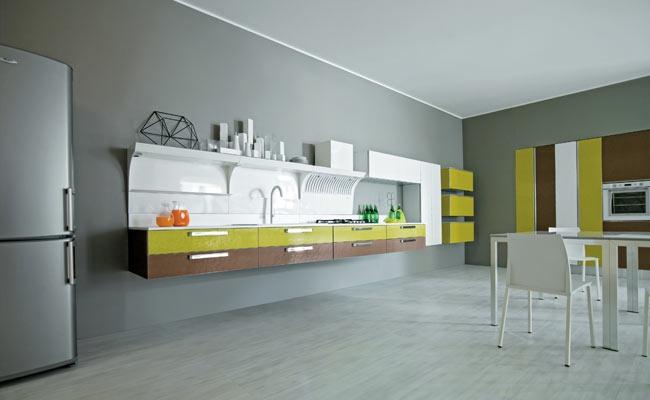 Cuisine ARAN, disponible chez LBC home. Rendez-vous sur http://www.lbc-home.com ou en magasin. LBC home :  place Toscane, Serris (France).