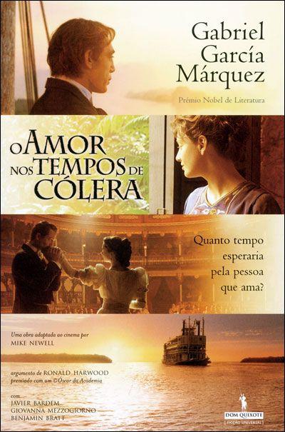 O Amor nos Tempos de Cólera - Um livro para toda a vida