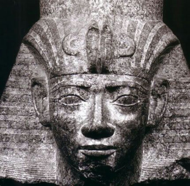 Pharaoh Shebitku - 25th Dynasty. Nubian Occupation Era