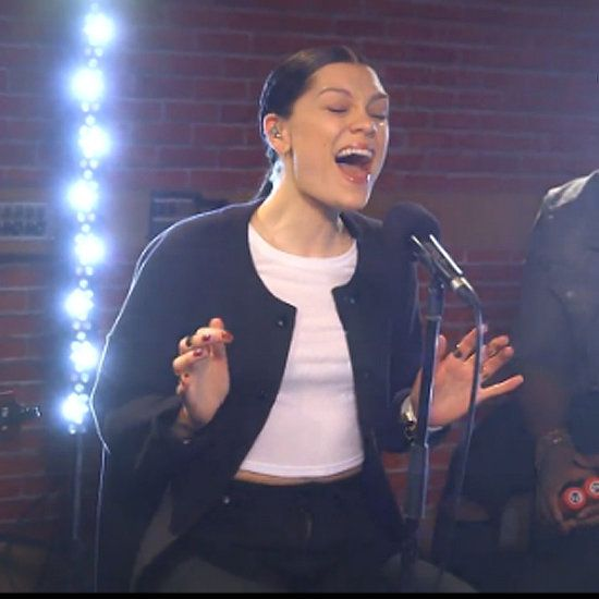 """So beautiful! Listen to Jessie J's cover of """"Stay With Me"""" by Sam Smith"""