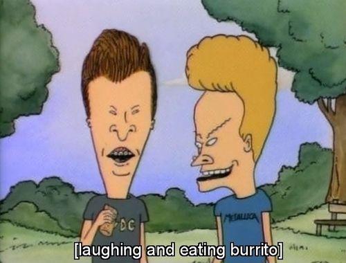 How Spell Beavis Laugh