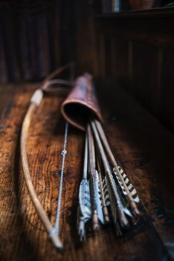 Bow and Arrows | Richard Jenkins Photography