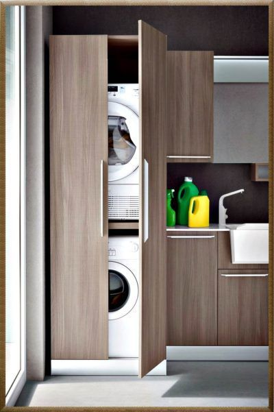 Bildergebnis Für Schrank Waschmaschine Trockner Bad In 2018