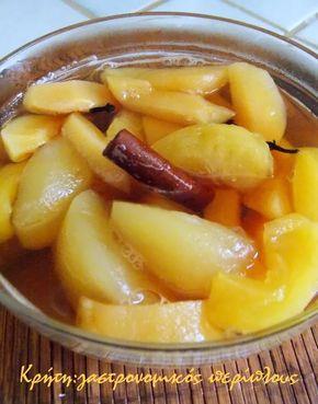 Κάτι ελαφρύ… Οι κομπόστες είναι ανέκαθεν ένα από τα πιο ελαφριά και ανώδυνα γλυκά της κουζίνας μας. Ένα κλικ θερμίδες παραπάνω από τα σκέτα φρούτα. Γλυκό για αρρώστους και για δίαιτα …