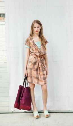 Madras Dress - Plümo Ltd make it