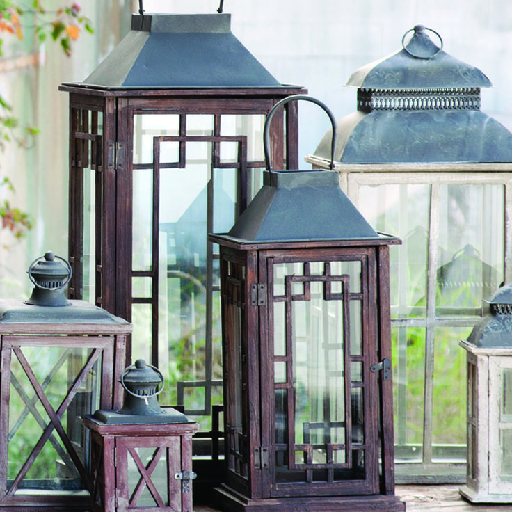 208 Best Candle Lanterns Images On Pinterest Candle