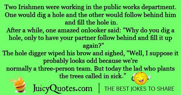 Funny Irish Jokes -5