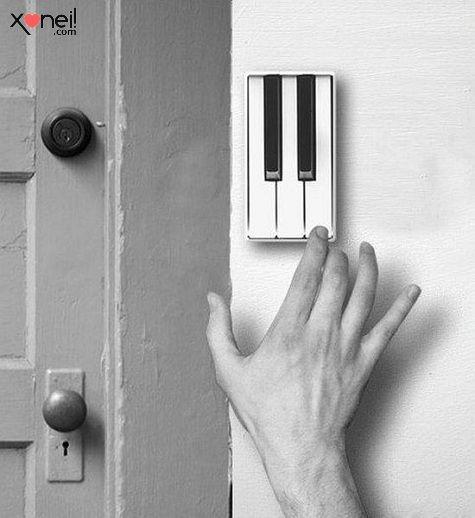 Campainha de piano