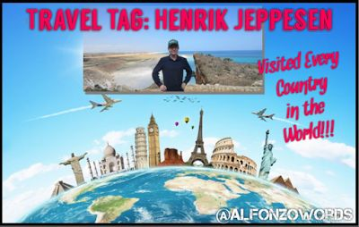 #Travel Tag: Henrik Jeppesen