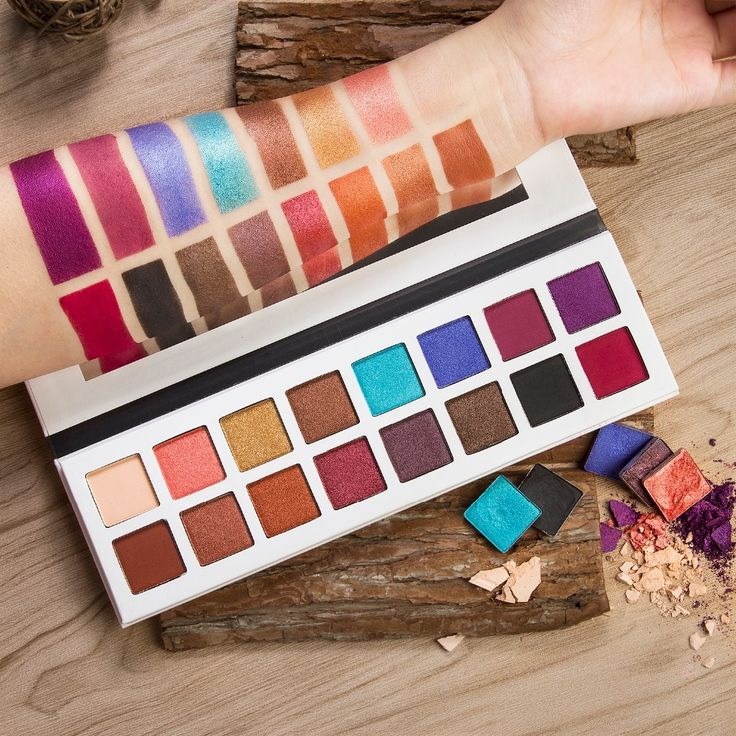 Matte Colors Eyeshadow Palette Makeup     Tag a friend who would love this!     FREE Shipping Worldwide     Get it here ---> https://www.greatdealbazar.com/product/delanci-pro-eyeshadow-palette-11-shimmer-5-matte-colors-makeup-eye-shadow-highly-pigmented-multi-colour-collection/