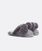 Zueco soft lana trenzada - OYSHO