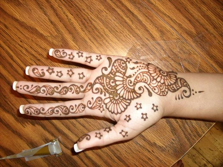 mehandi designs | New Mehndi Designs For Beginners11