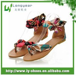 Boardwalk  Flat Summer Sandals 2014 For Women