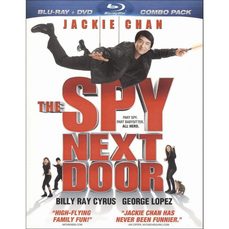 The Spy Next Door (2 Discs) (Blu-ray/Dvd)