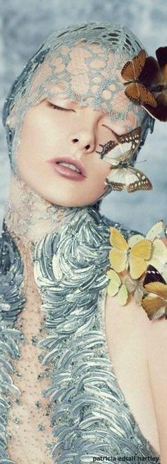 Sarah Burton´s Alexander McQueen by Ben Toms.