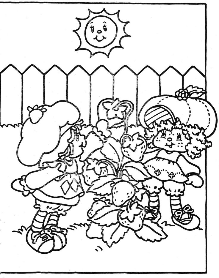 Summer Pinterest Coloring Pages