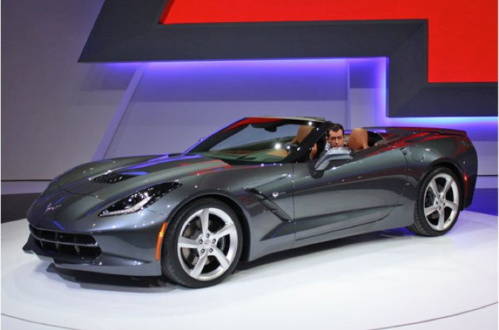 Want your car to attract the girls? This Corvette will certainly do that and so will a bunch of other cars. Hit the image to see.
