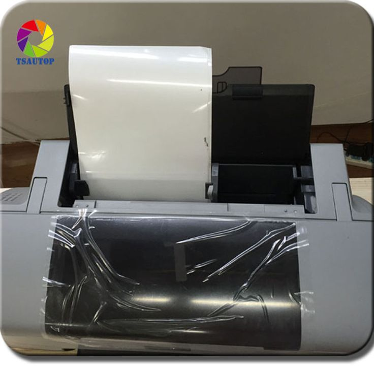 Blank Inkjet Printer Hydrographic Printing Film Water Transfer Printing Film #TSAUTOP