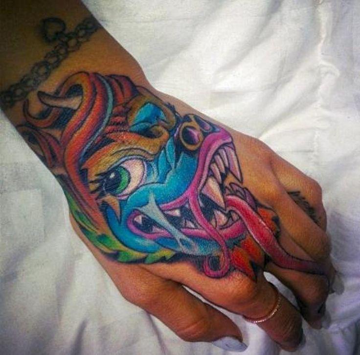 karrueche tran tattoos - Google Search