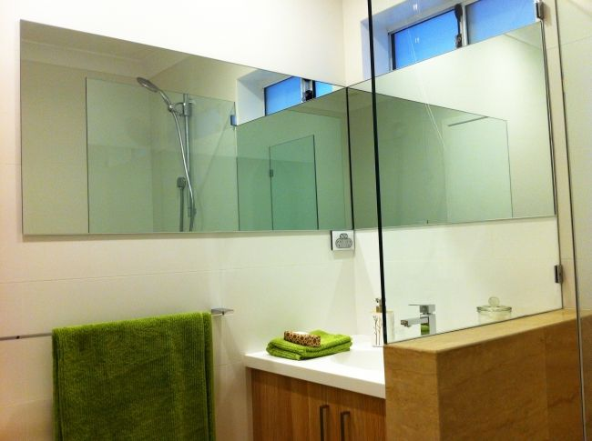 Our bathroom makeover is finally finished! At last I can say that we have actually completely...