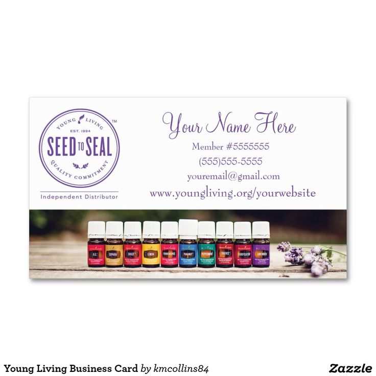 free young living business card templates best business cards