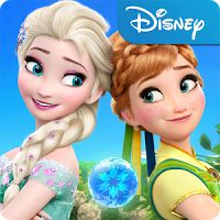 Frozen Free Fall 5.8.0 MOD APK  Data Unlocked  games puzzle