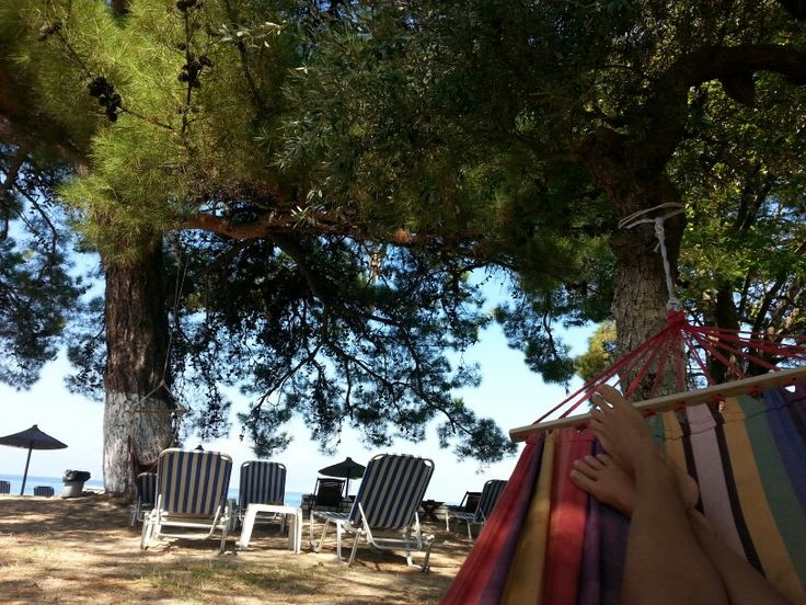 You have to visit this amazing place... Arriba chill out beach bar ♥, Thassos Island, Greece
