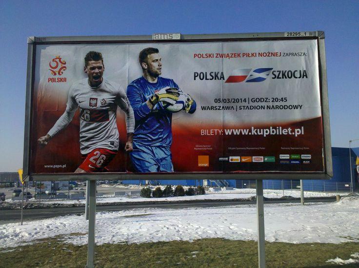 promocja meczu Polska-Szkocja