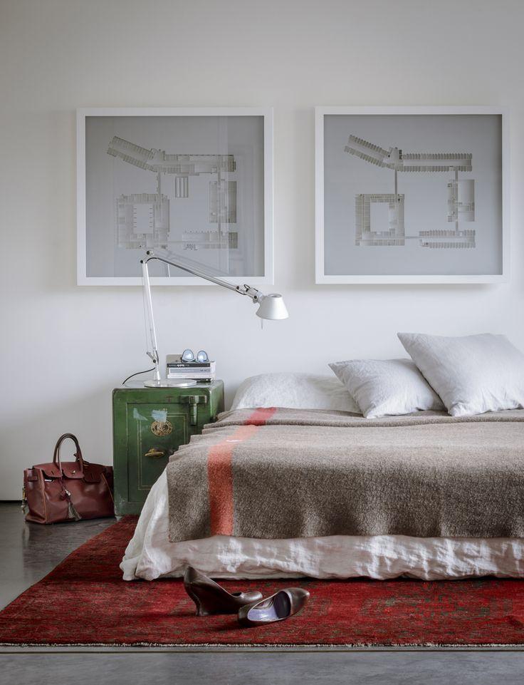 20 modi di illuminare la camera da letto
