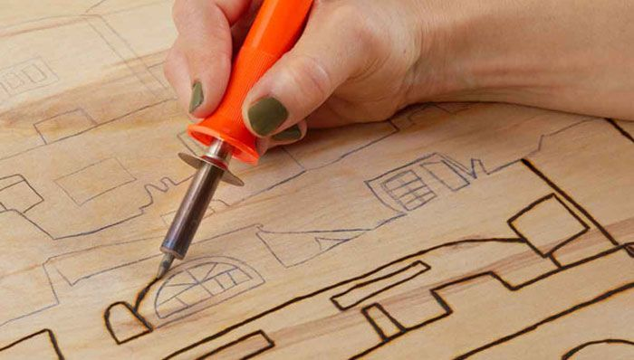 Woodburning Basics. http://www.lowes.com/creative-ideas/woodworking-and-crafts/woodburning-basics/article
