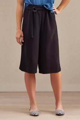 Versona belted culottes #Versona