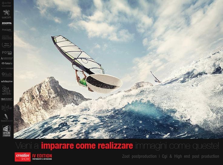 Hai sempre sognato capire e imparare come realizzare immagini come questa? Ora hai la possibilità di farlo.  http://www.creativeproshow.com/zoot.html