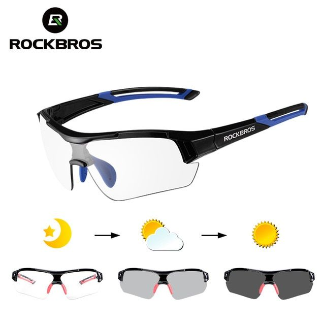 Men Sport Polarized Cycling Sunglasses Bicycle Glasses Googles Outdoor